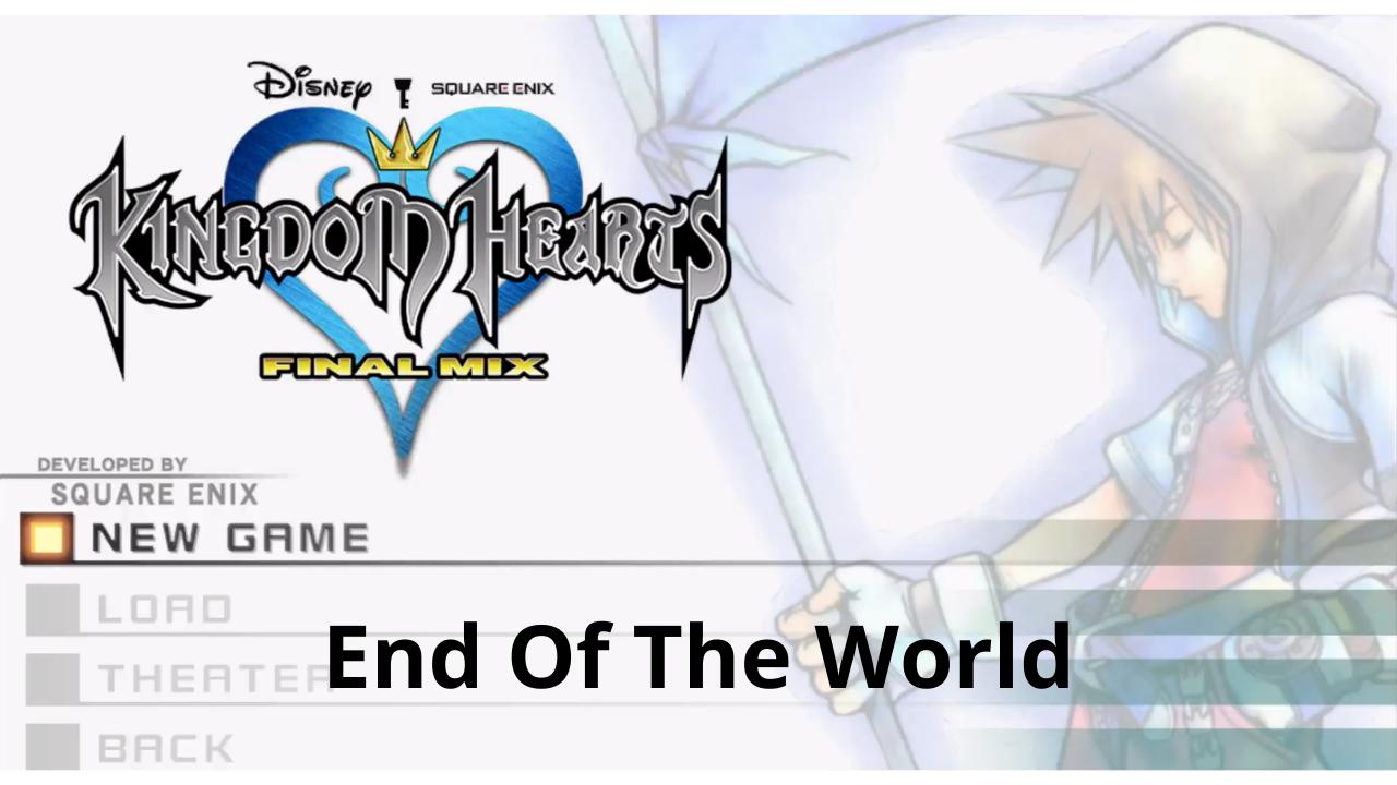 [Kingdom Hearts] hand drawn 358/2 days MAD - YouTube